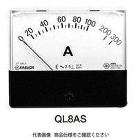春日電機 パネル用計器(正方形、長方形タイプ) QLシリーズ QL8ASK5 QL 8 ASK 5 1台 (直送品)