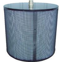 忍足研究所 OSHITARI 水用高性能フィルター OMFフィルタ Φ340×300 2個入 OMF-340FK-125C-FC 819-0019 (直送品)