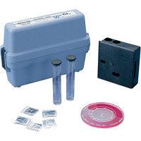 ハック・ウルトラ 残留塩素測定器 テストキットCN 31640956 (直送品)