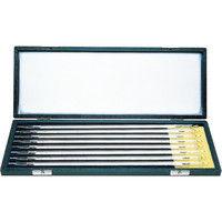 ケニス 標準温度計 棒状 8本セット(箱入) 33100548 1箱(8本入) (直送品)