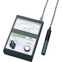 竹村電機製作所 ECメーター(電気伝導度計) CM-55 33120201 (直送品)