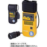 デジタル酸素濃度計 XO-3262sC 33490085 新コスモス電機 (直送品)