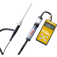 燃焼排ガス分析計 HT-1300NL 33490302 ホダカ (直送品)