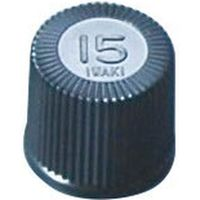AGCテクノグラス ねじ口試験管用キャップ (IWAKI) 15 33410176 1組(50個入)(直送品)