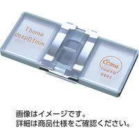 ヱルマ販売 血球計算盤 E-JIS-T 33190430(直送品)