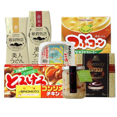 食品詰め合わせセット 1箱(8品入)
