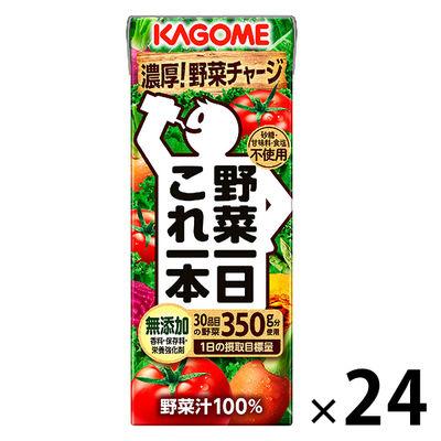 Amazon | カゴメ 野菜一日これ一本 190g×30本 | 野菜一日これ一本/一杯 | 野菜ジュース・フルーツ ...