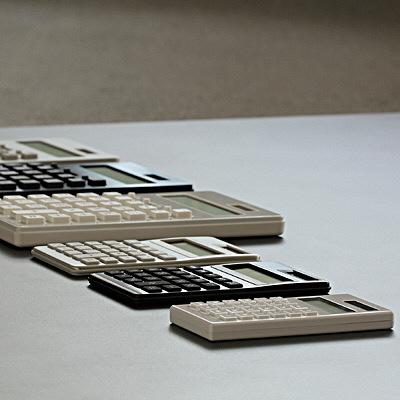 こだわりの「電卓」を活用して、仕事の効率をアップさせよう!