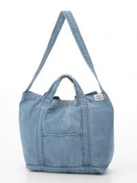 【anap mimpi】DENIMショルダーBAG