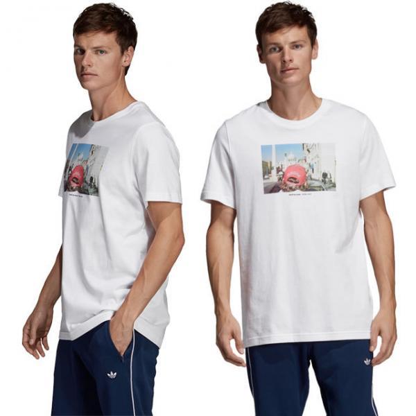 アディダス メンズ tシャツ