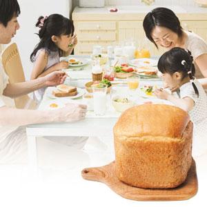 焼き立てパンが自宅で食べられる