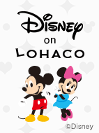 Disney on LOHACO