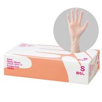 アスクルビニール手袋 S 粉なし 3箱