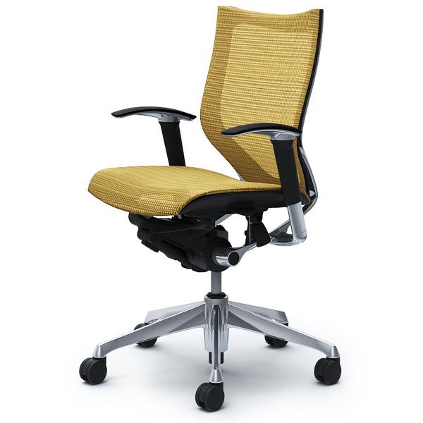 先進のエルゴノミクスが生み出す快適な座り心地の「バロン」。あらゆるオフィスシーンに美しく映えるシンプル&シャープなデザイン。