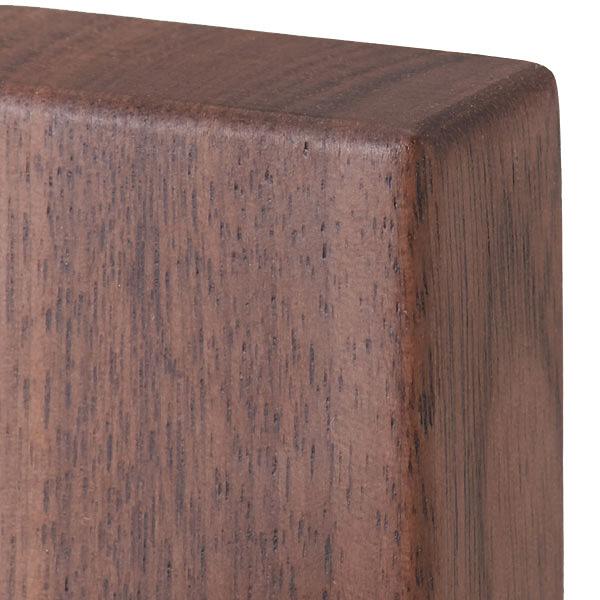 ... 壁に付けられる家具・フック・ウォールナット材 37287303 無印良品 ...