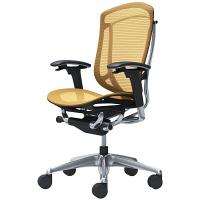 サブリナスタンダード」は日常のオフィスチェアとしてビジネスパーソンの多様な働く姿勢をサポートします。