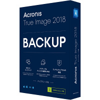 アクロニス Acronis True Image 2018 3 Computers Version Upgrade TI3OUBLOS 1本  (直送品)