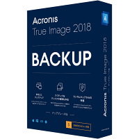 アクロニス Acronis True Image 2018 5 Computers Version Upgrade TI5OUBLOS 1本  (直送品)