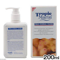 Tropic Marin(トロピックマリン) PRO-CORAL CURE キュア 200mL 海水用添加剤 169403 1個 (直送品)