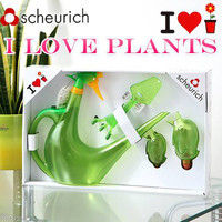 Scheurich(シューリッヒ) I LOVE PLANTS ギフトセット 198978 1セット (直送品)