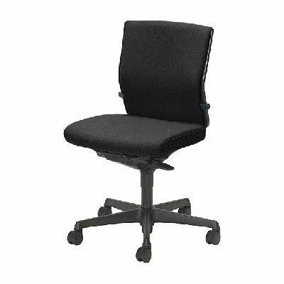 デザインと機能を両立させながら、コストパフォーマンスに優れたミドルクラスのオフィスシーティングです。背中にフィット感を生む「ベンディング機能」、腰椎をしっかりホールドする「ランバーサポート」を搭載し、快適な座り心地を実現しています。