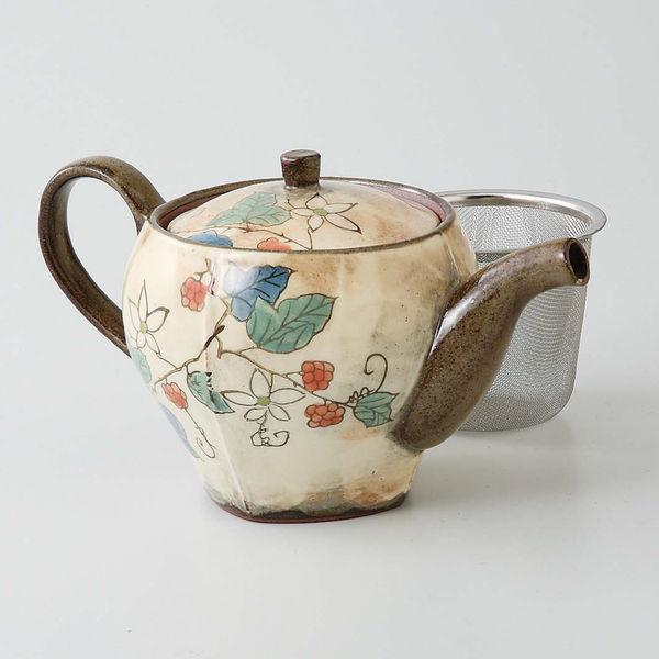 お茶が美味しくなる!陶器・磁器の急須 萬古焼・波佐見焼など