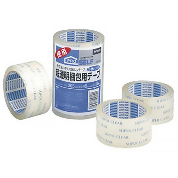ニトムズ 超透明梱包用テープ SC-01