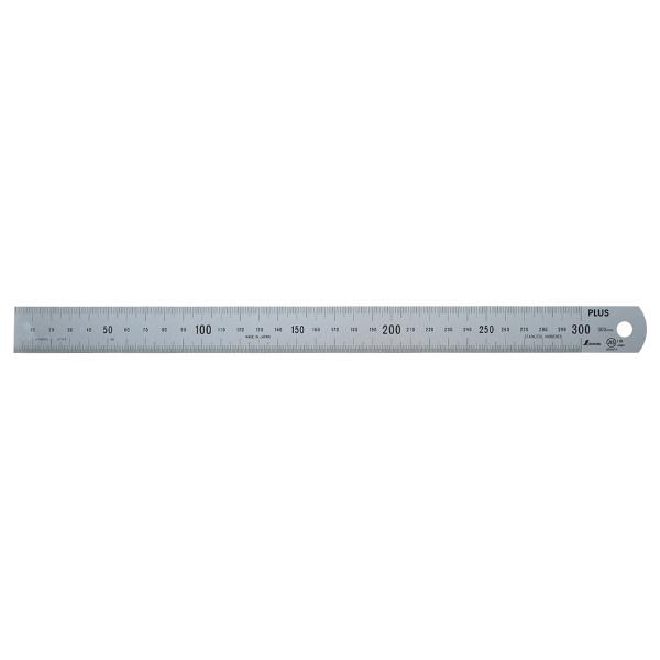 定規 ステンレス直尺 30cm