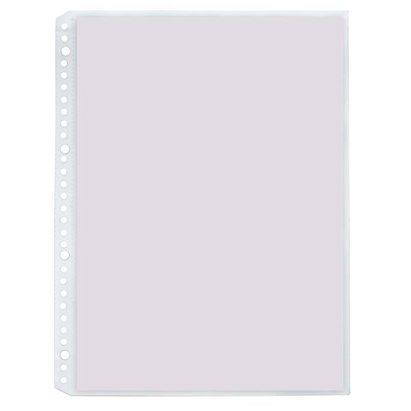 プラス リング式クリアーファイルリフィル A4 RE-141PP 92372 1袋(10枚入)