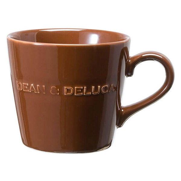 ディーン&デルーカ モーニングマグ チョコレートブラウン 1個