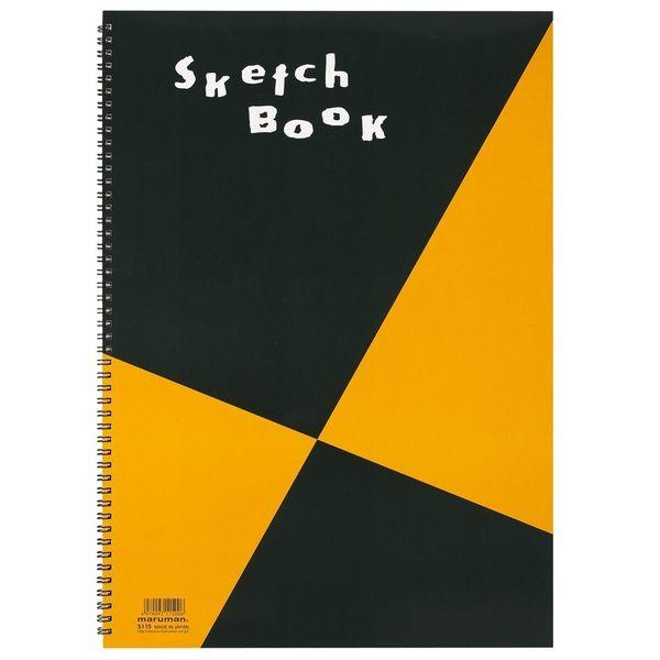 マルマン スケッチブック A4 並口 S131 30冊