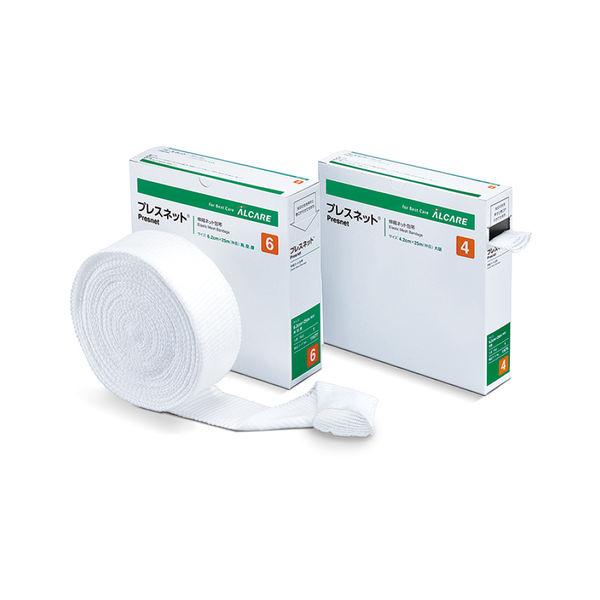 アルケア プレスネット 6号 胸・腹・腰 62mm×25m 11677