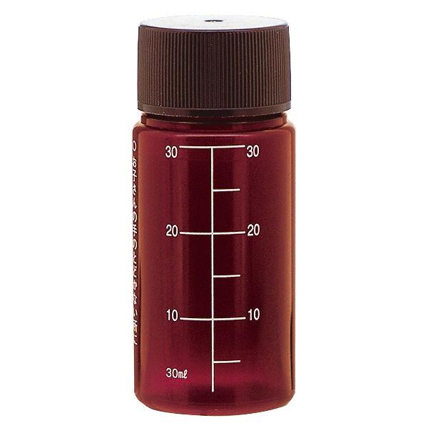 金鵄製作所 遮光投薬瓶K 30mL 1袋(10本入)