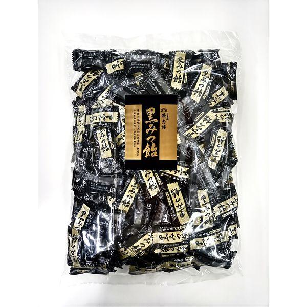 黒みつ飴 徳用1kg 榮太樓