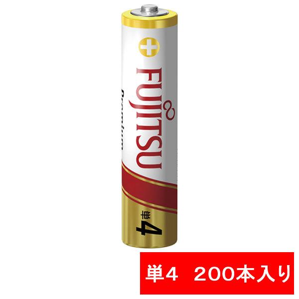 FDK アルカリ乾電池Premium単4(8P) LR03FP(8S) 1セット(200本)