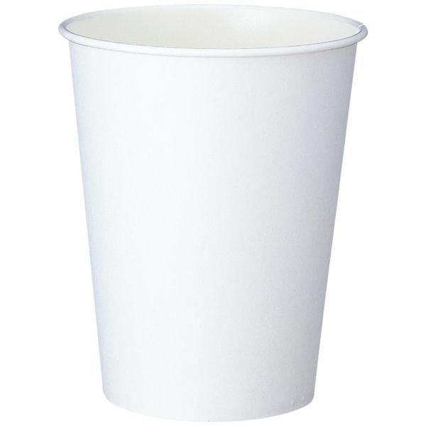 紙コップ ホワイト 275ml 100個