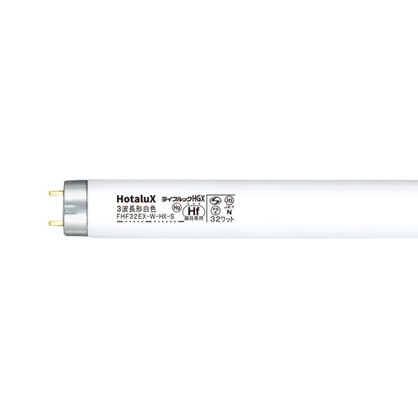 NEC ライフルックHGX 32形 白色 4200K FHF32EXWHXS 25本入 (取寄品)