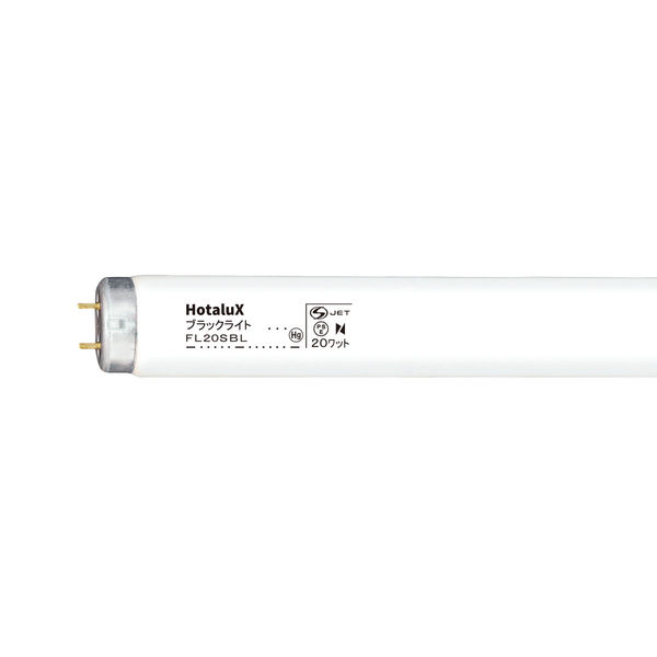 NEC ブラックライト 直管スタータ形 20W FL20SBL 25本入 (取寄品)