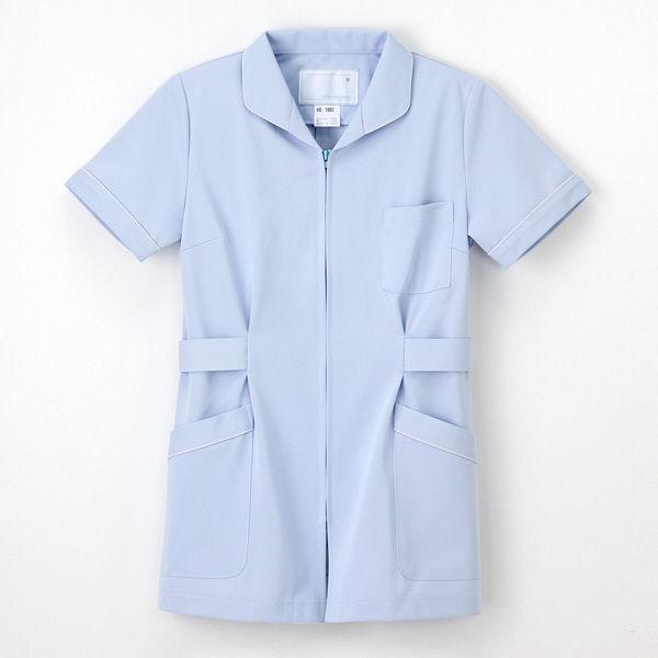 ナースジャケット HO1992 ブルー LL