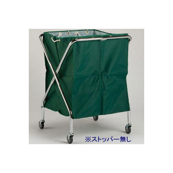 テラモト BMダストカー(大)袋セット 緑 DS-900-101-1 (直送品)