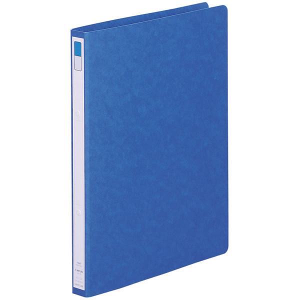 リヒトラブ リングファイル A4タテ 背幅27mm 藍 F847UN-5 1箱(10冊入)