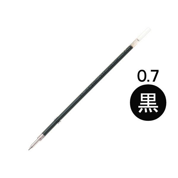ぺんてる 油性ボールペン替芯 0.7mm 黒インク BKS7H-AD 1本