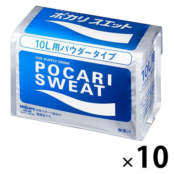 ポカリスエット10L用パウダー10袋