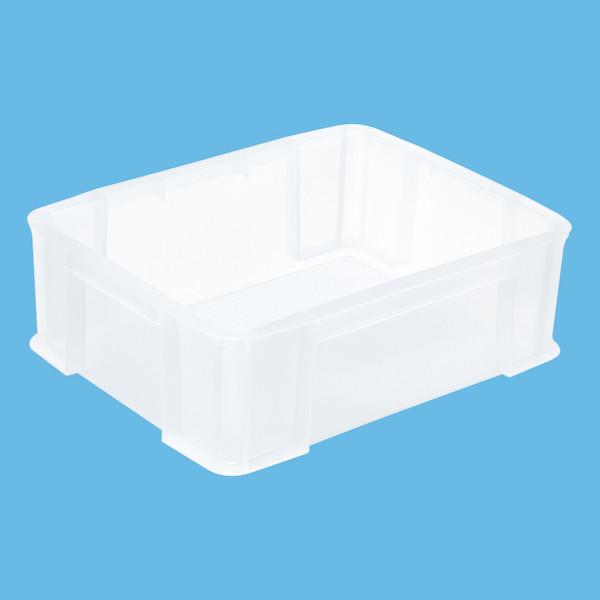 【アウトレット】ATコンテナ 20L クリアー 1セット(40個:5個入×8箱) アスクル