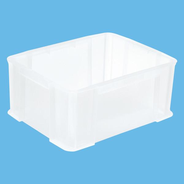 ATコンテナ 28L クリアー 1セット(40個:5個入×8箱) アスクル