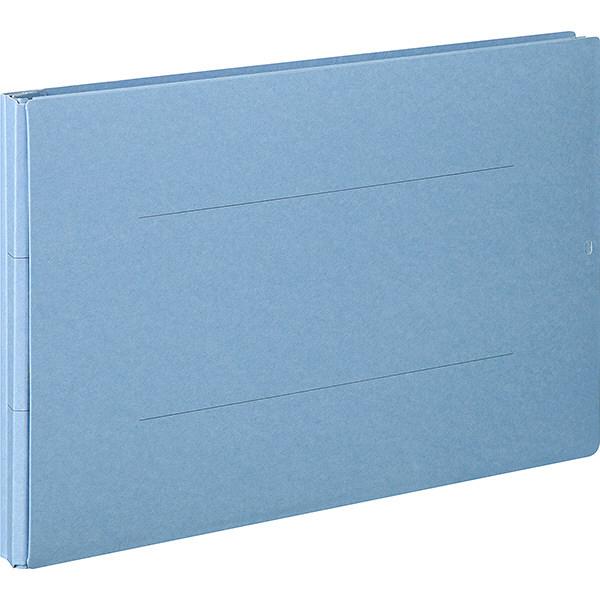背幅伸縮ファイル(紙製) A4横 10冊