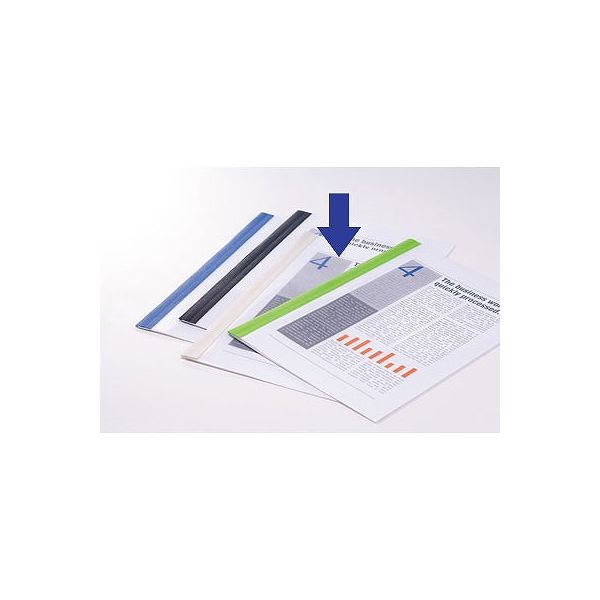 リヒトラブ リクエスト 製本ファイル A4タテ 白 G1700 1セット(20冊:5冊入×4袋) (直送品)
