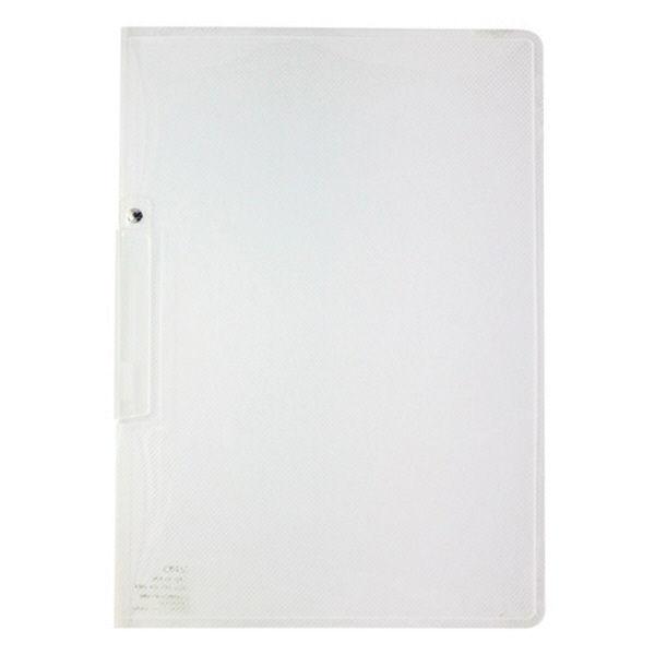 セキセイ クリップインファイル A4タテ クリア 1箱(100冊:20冊入×5箱)