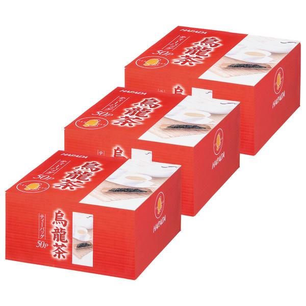 徳用烏龍茶ティーバッグ50バッグ入×3箱