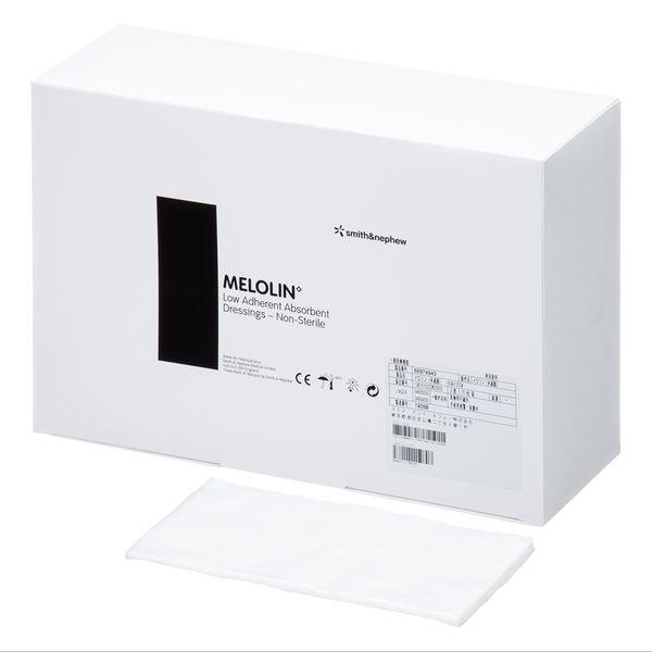 スミス・アンド・ネフュー メロリン未滅菌 10×20cm 66974943 1箱(75枚入) (取寄品)